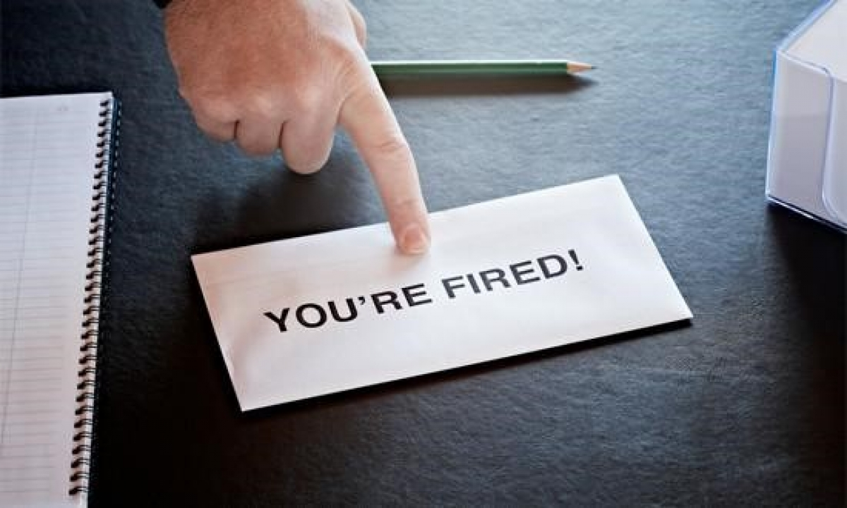 Getting fired is not as bad as you think