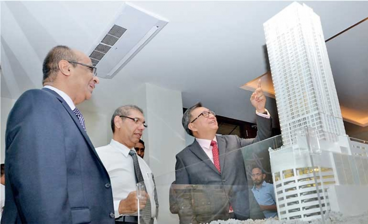 $ 170 m CCC premium mall to bring Christmas cheer