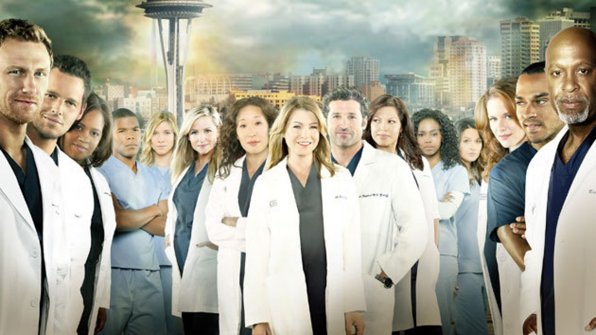 The Leadership guide from Greys Anatomy
