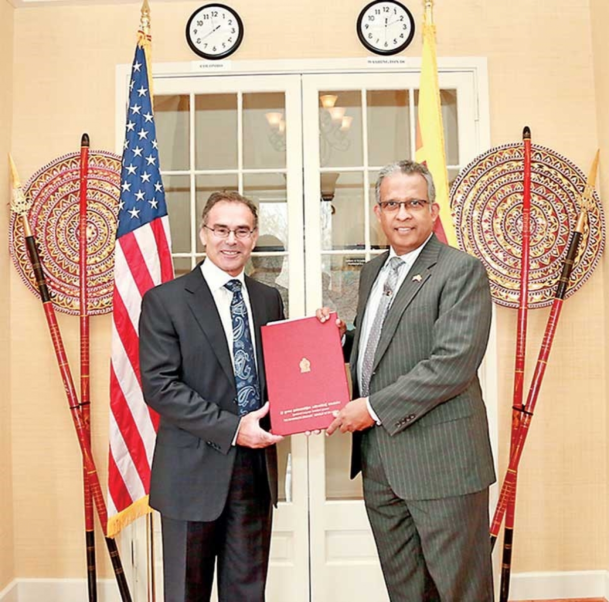 Sri Lanka appoints first Honorary Consul in Pennsylvania